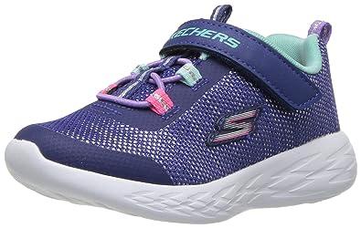 3726e54ce741 Skechers Kids Girls  GO Run 600-SPARKLE Runner Sneaker