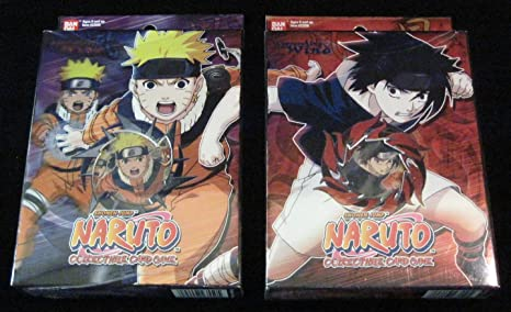 Naruto Shippuden Approaching Wind Theme Deck Set of 2 - Rampaging Tornado + Blazing Flame
