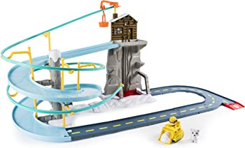 Paw Patrol Roll Patrol Rubbles Mountain Rescue Track Set