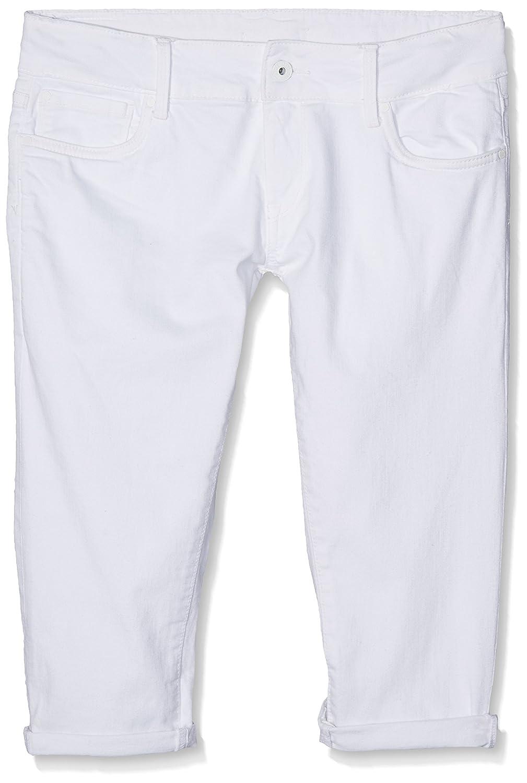 Pepe Jeans Scarla Crop, Short Fille