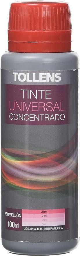 Tollens 8600 Tinte Universal, Bermellón, 100 ml: Amazon.es ...