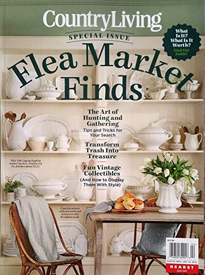 Amazon Com Country Living Hearst Special Issue Magazine 2018