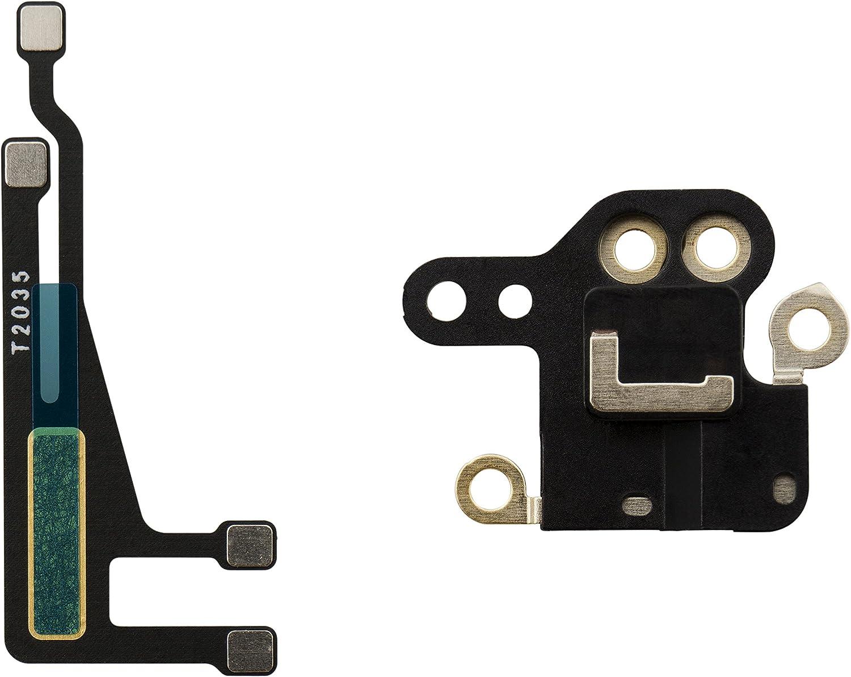 COHK - Cable de señal de antena WiFi + carcasa de repuesto para iPhone