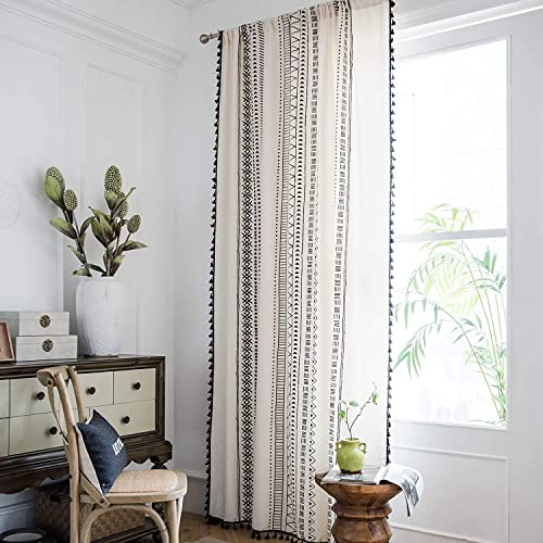 Reviewed: 63 Inch Boho Curtains
