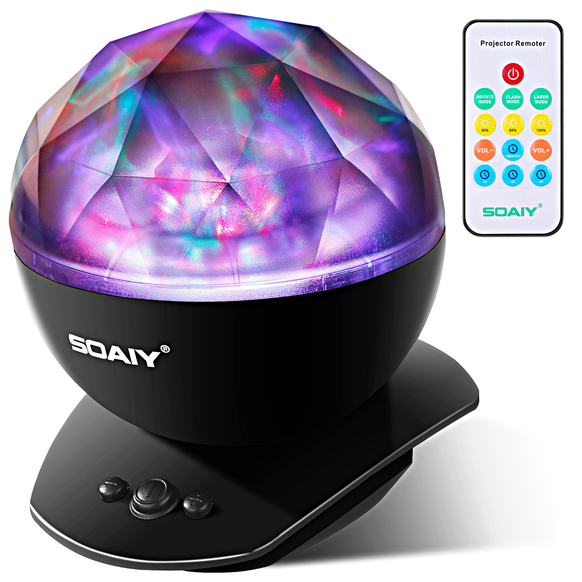 newest vision star light rotating projector