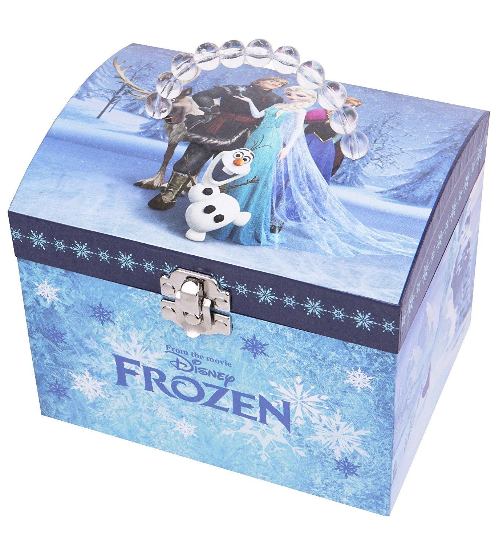 Trousselier - La Reine des Neiges - Frozen - Vanity à Musique - Libérée Délivrée - Let It Go TROUS90431 Boîte à musique