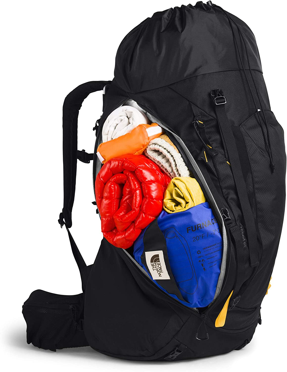 The North Face Terra Camping Backpack