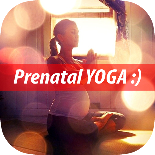 Easy Pregnant Yoga - Best Prenatal Yoga Exercises Video Guide & Tips For New Beginner Mommy.