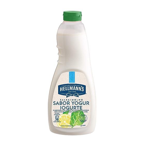 Hellmanns Salsa Yogur ...