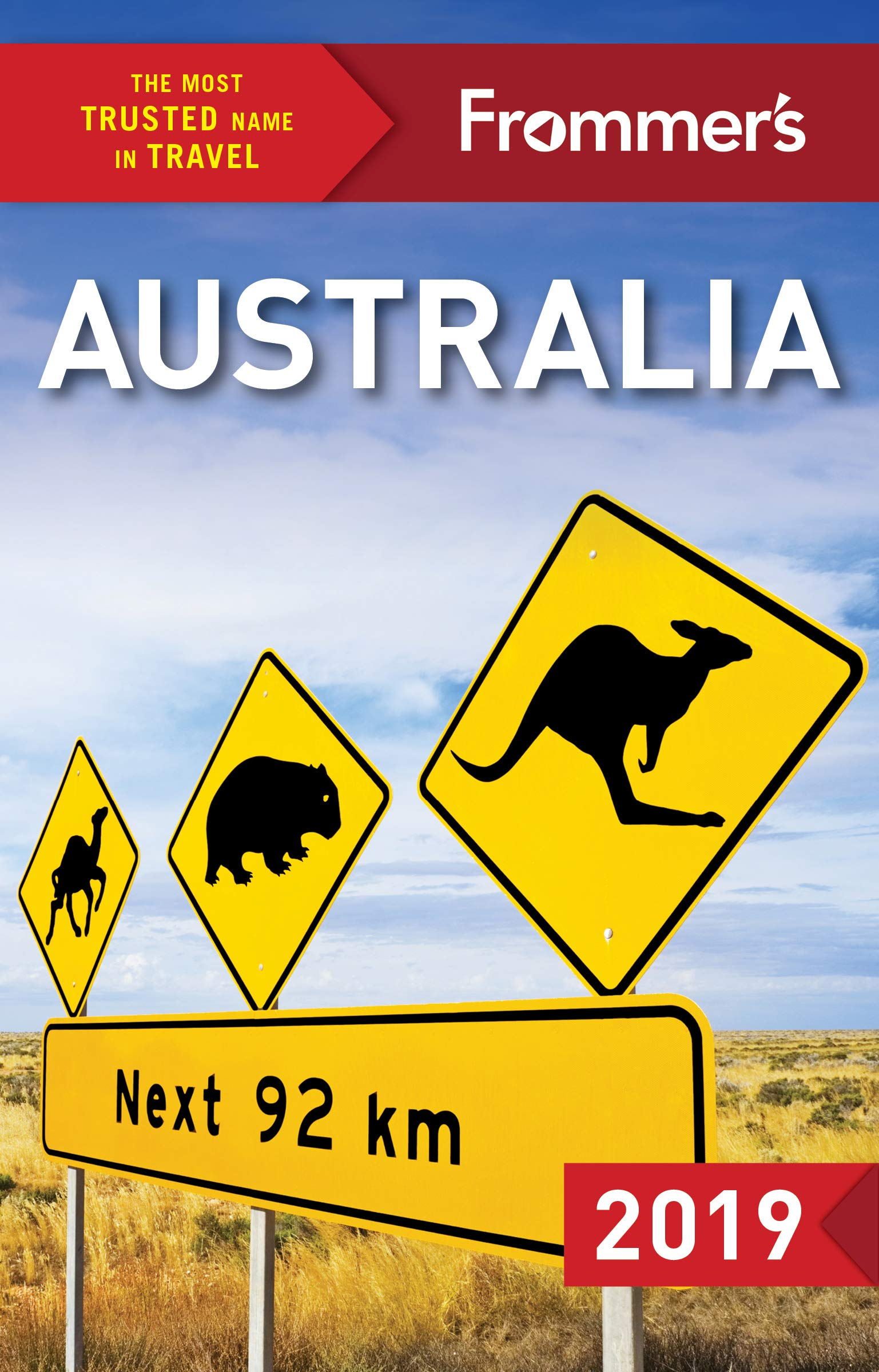 Frommer's Australia 2019 (Complete Guide) - 81K%2BkOpiy9L - Getting Down Under
