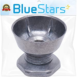 Ultra Durable 8066184 Dryer Motor Pulley Replacement by Blue Stars - Exact Fit for Whirlpool & Maytag Dryer, Washer - Replaces 3394341 AP6011686