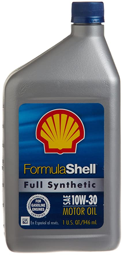 Amazon.com: formulashell 550024065 Full 10 W-30 Aceite de ...