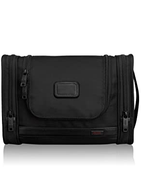 7006b8ff6ec Tumi Alpha 2 Hanging Travel Kit, Black (Black) - 022191  Amazon.co ...