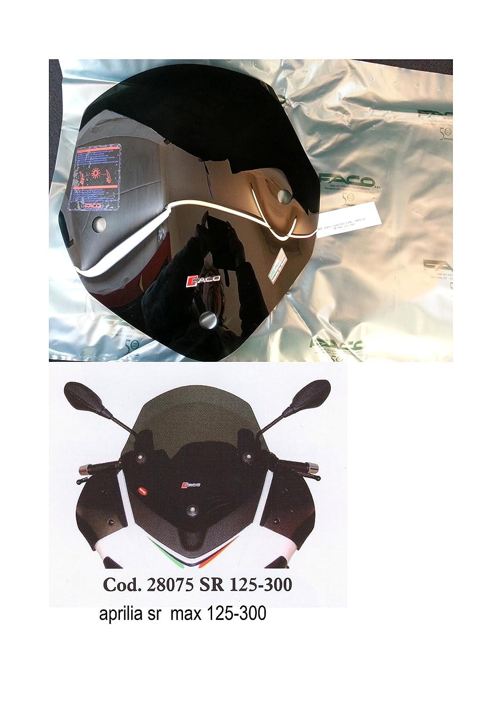 28075 Pare-brise fum/é Aprilia SR Max 125 300/Cod