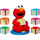 Sesame Street Elmo's Find & Learn Alphabet Blocks