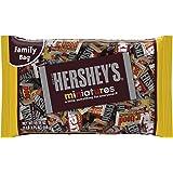 Hershey's Miniatures Assortment, 19.75-Ounce Bag (Pack of 3)