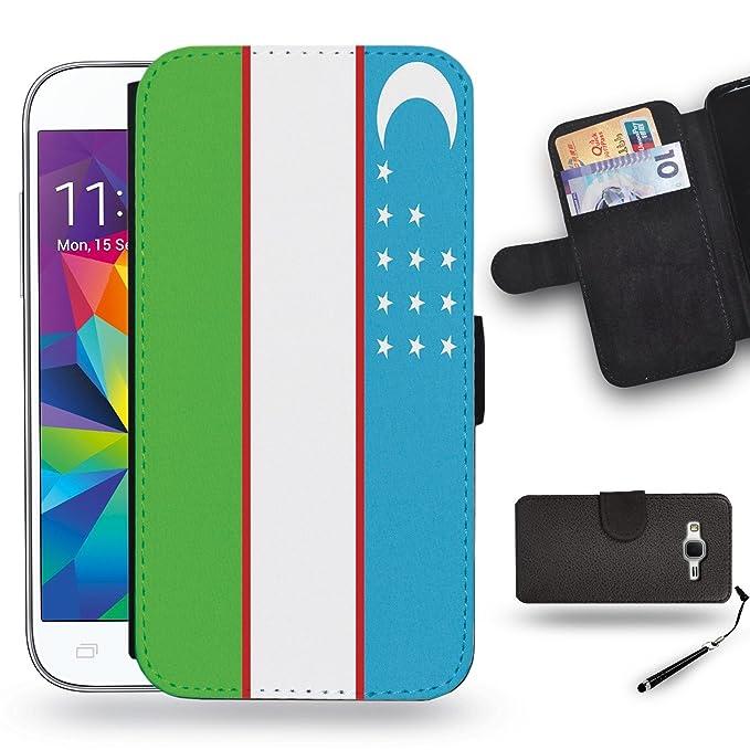 Buen Regalo//funda de piel carcasa para Samsung Galaxy Core ...