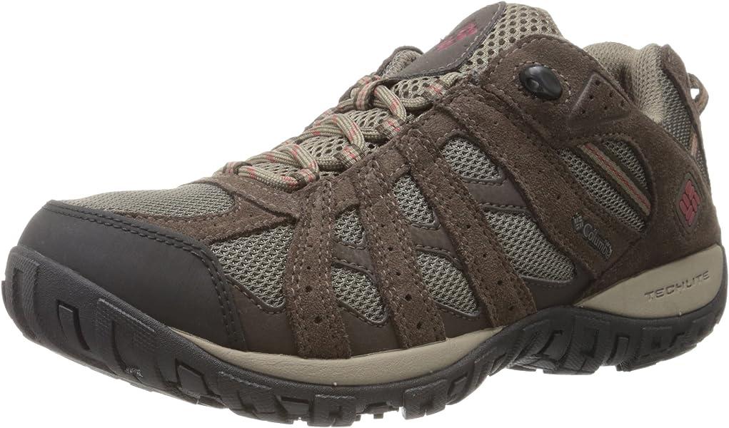Columbia Redmond Waterproof, Zapatillas de Senderismo para Hombre