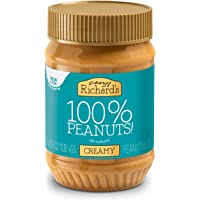 Crazy Richard Peanut Butter, Creamy, 16 oz