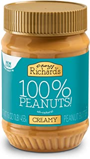 product image for Crazy Richard Peanut Butter, Creamy, 16 oz