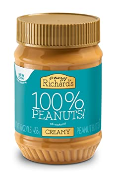 Crazy Richard Peanut Butter