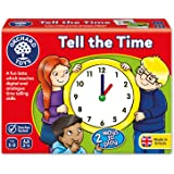 Orchard Toys - Che ore sono? (Tell The Time), Gioco da tavolo educativo [Lingua inglese]