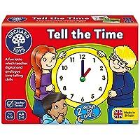 Orchard Toys - Che ore sono? (Tell The Time), Gioco da tavolo educativo [Lingua inglese]