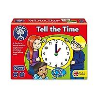 Orchard Toys ore sono? (Tell The Time), Gioco da tavolo educativo [Lingua inglese]