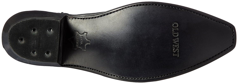 Old West Boots Womens LF1579 B00MNIJ8E6 9.5 B(M) US|Black