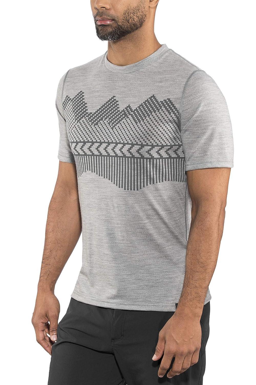 Odlo Herren Alliance Kinship T-Shirt Merino-Shirt