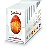Maple Almond Butter Squeeze Packs, Gluten-Free, Non-GMO, Responsibly Sourced, Pack of 10 (1.15oz Each)