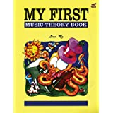 My First Music Theory Book (Made Easy (Alfred))