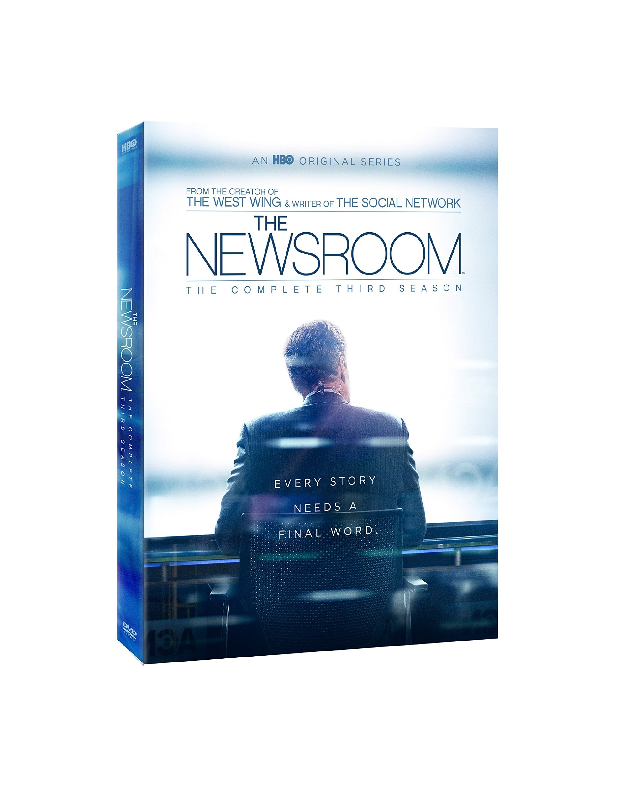 DVD : The Newsroom: The Complete Third Season (, Dubbed, 2 Disc)