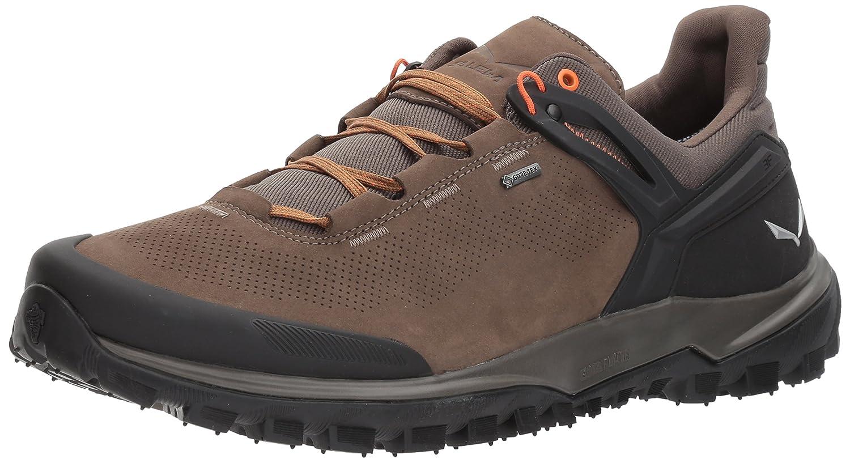 SALEWA Ms Wander Hiker GTX, Zapatillas de Senderismo Para Hombre 39 EU|Multicolor (Walnut/New Cumin)