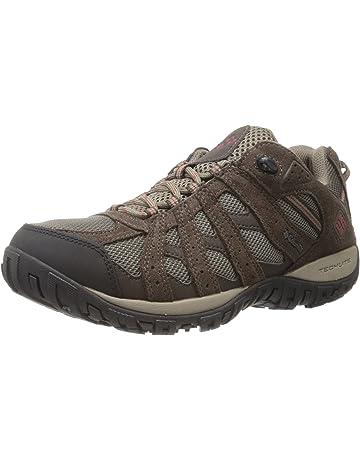 Columbia Mens Redmond Waterproof Low Hiking Shoe, Advanced Traction Technology