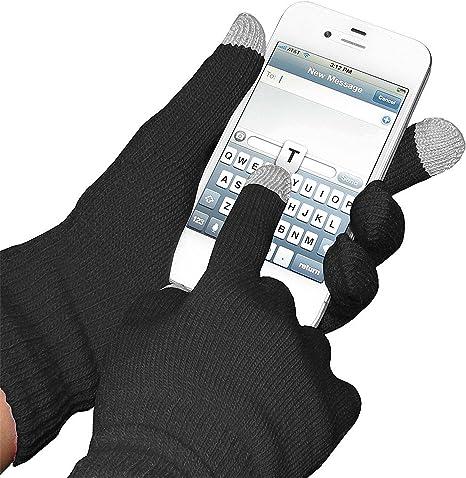 Neri di Boolavard® TM - 3 pares de guantes para dispositivos con ...