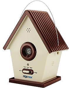 Dogtek Sonic Bird House Bark Control Outdoor/Indoor - New Version
