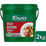 Knorr Rich Brown Gravy, Gluten Free, 2 kg