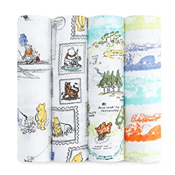 Disney Swaddle Blanket