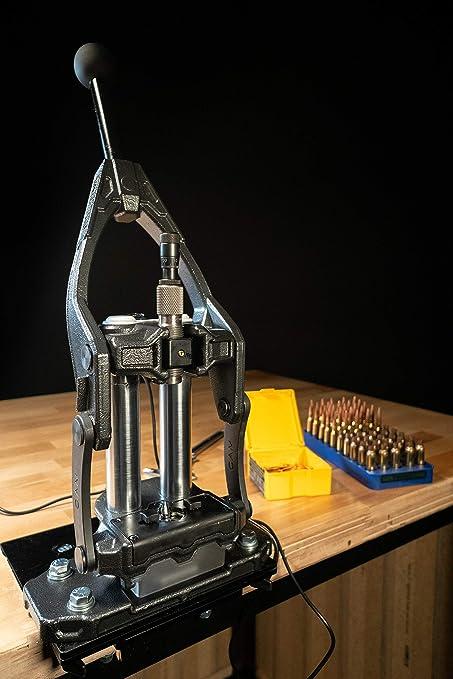 con design resistente e allineamento regolabile per ricaricare Frankford Arsenal M-Press Pressa per ricarica coassiale