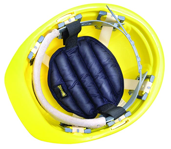 OccuNomix 968-018 MiraCool Hard Hat Pad, Navy