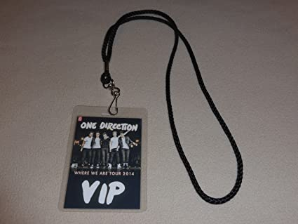 Amazon one direction 1d where we are 2014 world tour vip all one direction 1d where we are 2014 world tour vip all access backstage meet greet m4hsunfo