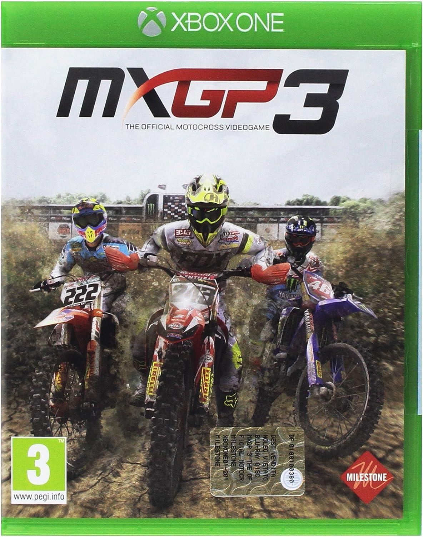 MXGP 3: The Official Motocross Videogame - Xbox One [Importación ...