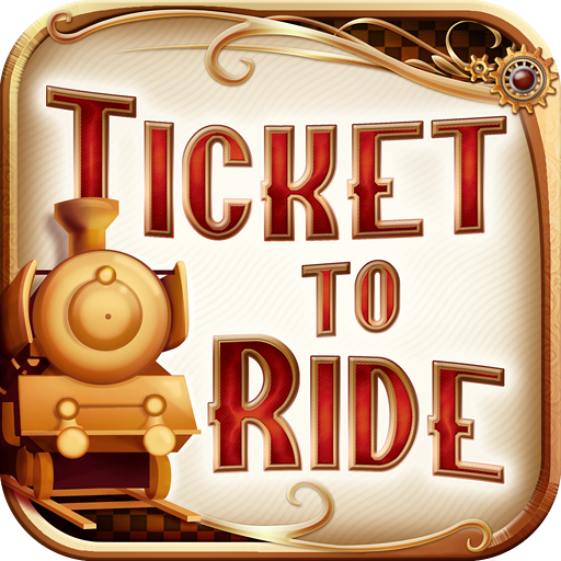 Ticket to Ride (Train Ticket)