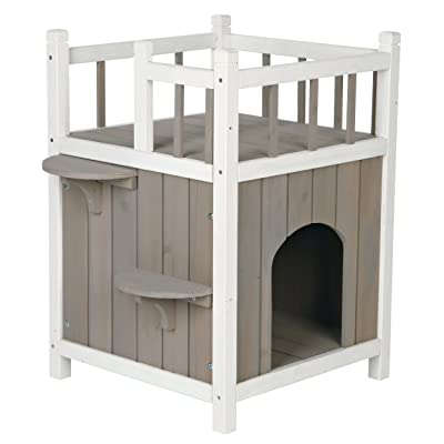 Trixie Wooden Cat Tower Perch