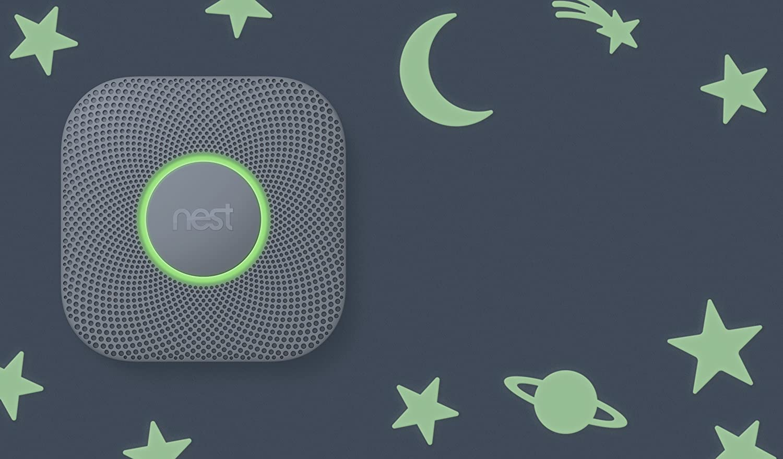 Nest Protect 2nd Generation Smoke Battery Carbon Monoxide Alarm French Version