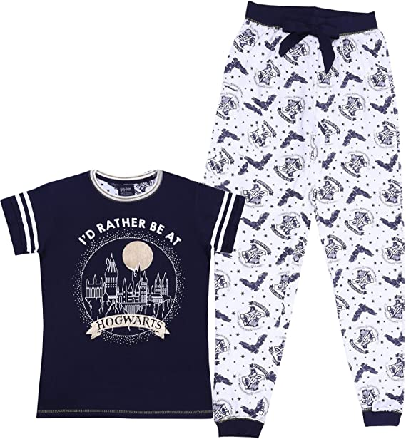 Licenced Harry Potter - Pijama - para Mujer XL: Amazon.es: Ropa y ...