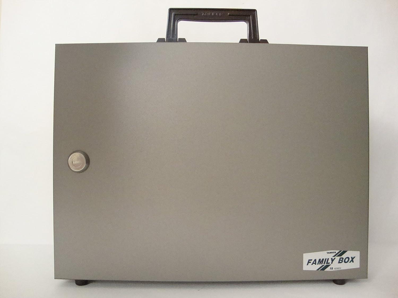 TANNER(田邊金属工業) ファミリーボックス(キーボックス)FBシリーズ (ディスクシリンダー錠式) FB-20 B0036CEAWS