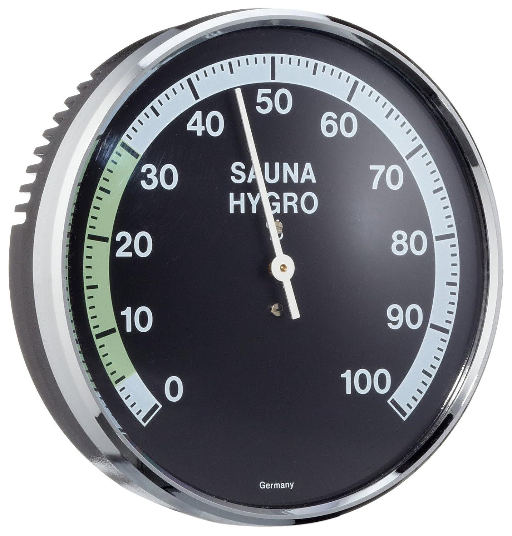 Dr. Kern 90, 5522 Sauna Thermometer Ø 100 MM Measuring Range 0–100% relative humidity 5522 Sauna Thermometer Ø 100 MM Measuring Range 0-100% relative humidity Eos-Werke GmbH 90.5522