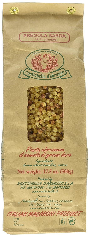 Rustichella D' Abruzzo Fregola Sarda 17.5 oz.